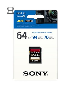 sony-expert-cl10-uhs-i-r94-w70-64gb-read-speed-94-mbs