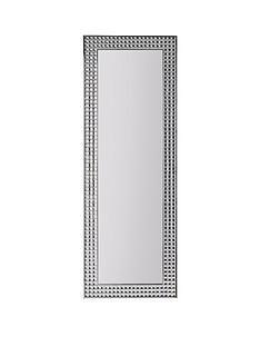 large-diamante-effect-full-length-mirror