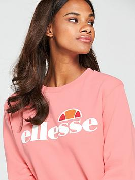 Crew Agata nbsp Ellesse Pink Sweat Purchase Cheap Online w00Ns1