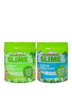 nickelodeon-super-stretchy-slime-duo-pack-ndash-green-and-blue