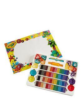 crayola-crayola-modelling-clay-deluxe-set-inc-tools