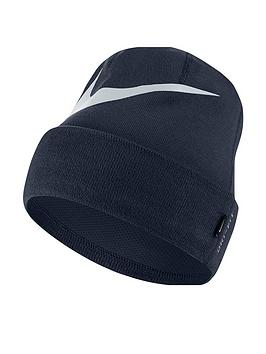 8b47425f4f4 Nike Swoosh Cuffed Training Beanie Hat