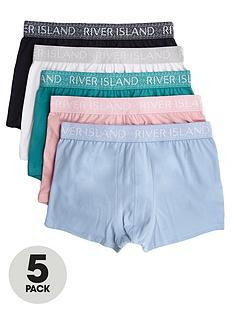 river-island-5-pk-spring-geo-hipster-trunks