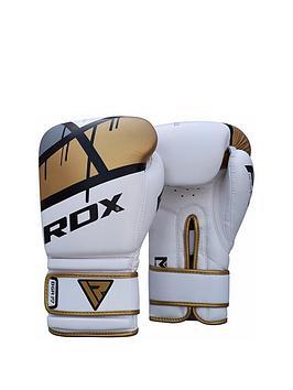 rdx-maya-hide-leather-gloves-ndash-goldwhite