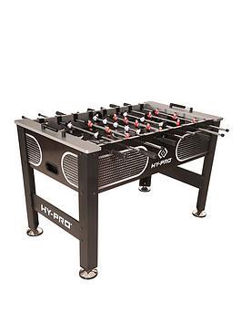 hy-pro-4ft-6-striker-football-table