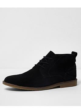 river-island-wide-fit-suede-bandit-desert-boots