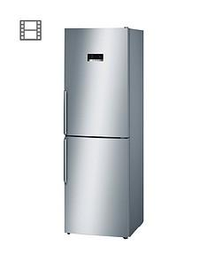 bosch-serie-4nbspkgn34xl35g-60cm-frost-free-fridge-freezer-stainless-steel-effect