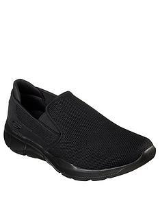 skechers-equalizer-30-sumnin-mesh-slip-on-trainer-black