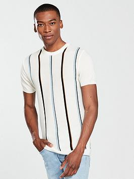 river-island-ss-stripe-body-knitted-t-shirt