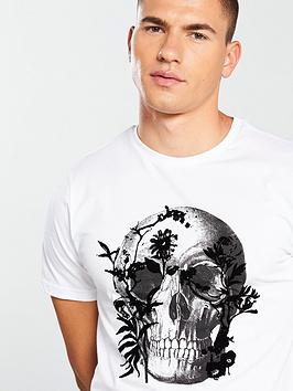 Shop Offer Cheap Price s Skull S Island Flock shirt River T Sale Clearance Store aauvlvNBts