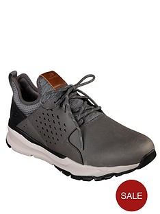 skechers-relven-hemson-trainers-grey