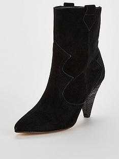 kg-token-suede-calf-boots-black