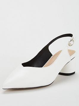 kg-cecily-mid-block-heeled-slingback-shoe-white