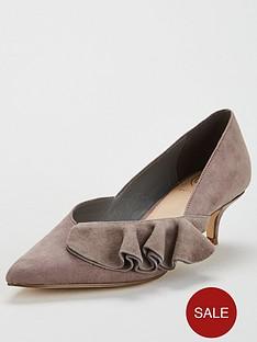 d82dc5d9301e KG Cara Heeled Kitten Shoe