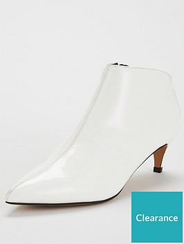 kg-mid-heel-ankle-boot-white