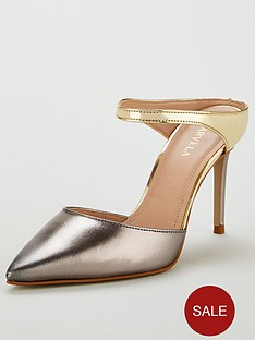carvela-agnes-leather-heeled-mules-gunmetal-silvergold