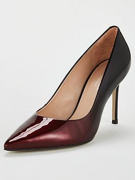 carvela-alison-patent-heeled-court-shoe-wine