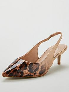 d00009d5bb83 Carvela Alita Kitten Heeled Shoe