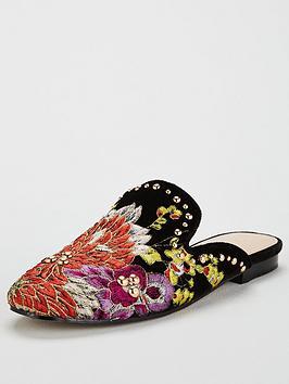 carvela-lila-fabric-loafer-multi