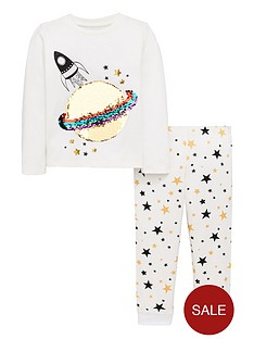 mini-v-by-very-space-sequin-pyjamas-cream