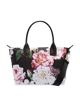 ted-baker-joolii-nylon-tote-bag-black
