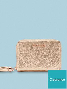 ted-baker-ted-baker-sabel-tassel-zip-around-small-purse