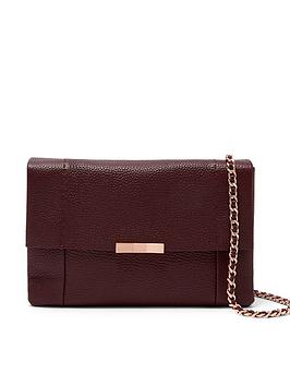 ted-baker-clarria-bow-detail-soft-crossbody-bag-deep-purplenbsp