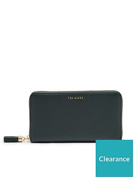 ted-baker-ted-baker-sheea-tassel-zip-around-matinee-purse