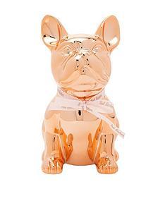 ted-baker-buster-dog-money-box-rose-gold