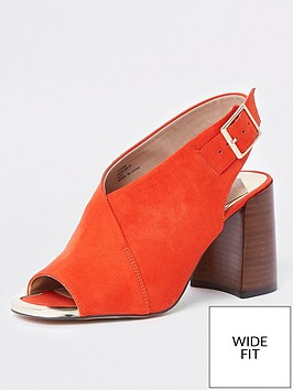 river-island-river-island-wide-fit-cross-front-block-heel-sandal-red