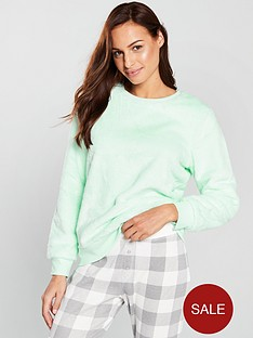 v-by-very-faux-fur-pj-sweater-mint