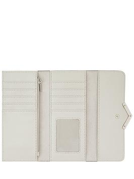 Wallet Accessorize Over Fold Hannah Grey Sale New Clearance Manchester Great Sale Free Shipping Recommend Clearance Outlet Locations Countdown Package Sale Online NtAPR50LF