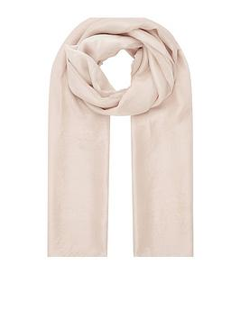 accessorize-silk-ombre-scarf-pink