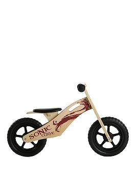 sonic-sonic-curve-unisex-wooden-balance-bike-10-inch