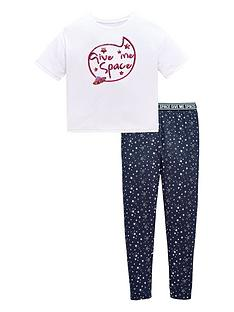 v-by-very-girls-give-me-space-sequin-pyjama