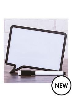 speech-bubble-lamp