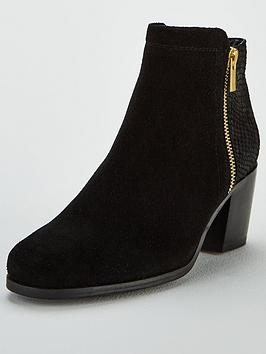 carvela-sabel-side-zip-snake-detail-ankle-boot-black
