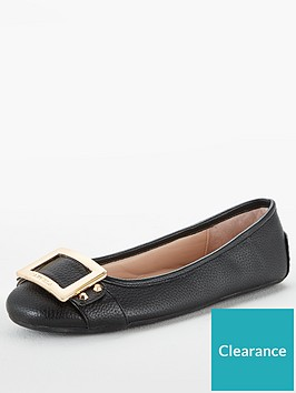 carvela-mission-ballerina-with-buckle