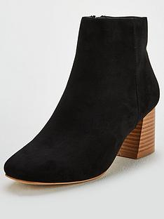 v-by-very-fae-mid-flare-stack-heel-ankle-boot