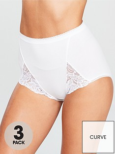 playtex-cotton-and-lace-3-pack-brief
