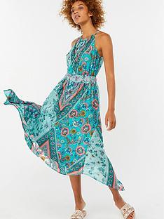 monsoon-mariana-hanky-hem-dress-print