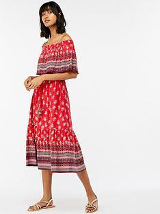 monsoon-rochelle-print-dress-red