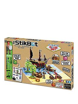 stikbot-pirate-movie-set