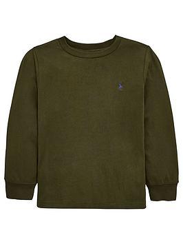 ralph-lauren-boys-classic-long-sleeve-t-shirt-khaki