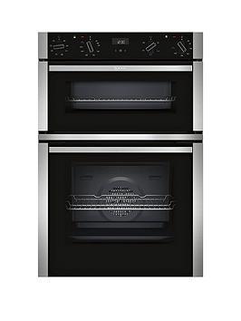 neff-u1ace2hn0bnbsp60cm-built-in-oven-with-circothermreg-stainless-steel