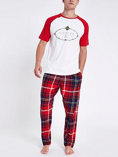 river-island-venti-loungewear-set