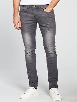 river-island-grey-wash-fade-dylan-slim-fit-jeans