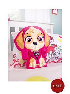 paw-patrol-skye-shaped-puppy-cushion
