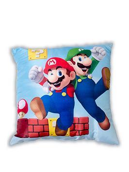 mario-gang-square-cushion