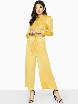 girls-on-film-tie-front-detail-wide-leg-wide-jumpsuit-mustard